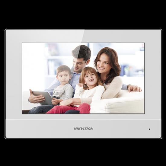 Hikvision DS-KH6320-WTE1 telefonspyne (balta)
