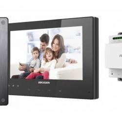 Hikvision telefonspynės komplektas DS-KIS701