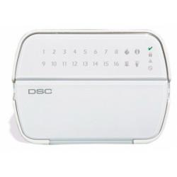 DSC PC1616E13H Centralė PC1616 su klaviatūra PK5516 ir dėže