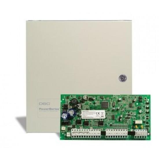 DSC PC1616NK Centralė PC1616 su dėže