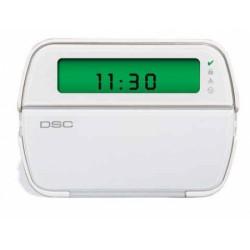 DSC RFK5501E1H Klaviatūra su LCD ekranu ir integruotu belaidžiu jutiklių imtuvu