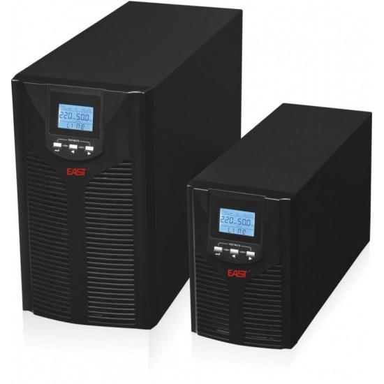 EAST EA903P ONLINE UPS 3000VA LCD RACK