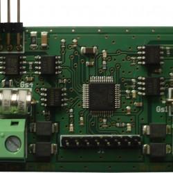 Ryšio modulis skirtas sujungti IRIS arba Simpo valdymo pultus ir kartotuvus. EN54.