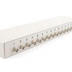 LHD-16R-PRO-FPS apsauga nuo viršįtampių ir koaksialiniu kabeliu
