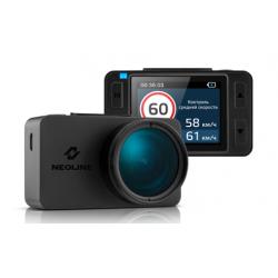 Vaizdo registratorius Neoline G-TECH X72, su magnetiniu laikikliu, bei naktinio matymo filtru
