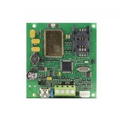 GSVU Apsaugos sistemos GSM komunikatorius prie P serijos centraliu