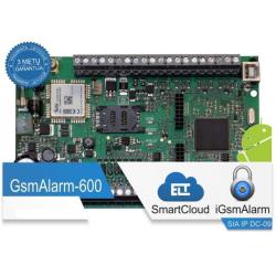 Apsaugos ir valdymo įrenginys GsmAlarm-600