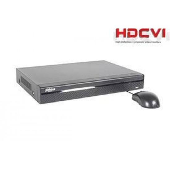 HCVR5104HE-S3 Tribridinis 4 kamerų įrašymo įrenginys