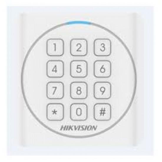 Hikvision DS-K1801EK kortelių skaitytuvas su klaviatūra