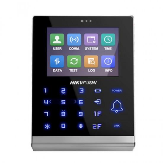 Hikvision DS-K1T105E-C Praėjimo sistemos kontroleris su integruotu skaitytuvu