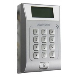 Hikvision DS-K1T802E Laiko ir apskaitos bei praėjimo kontrolės terminalas