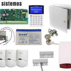 Signalizacijos komplektas su PAS832 + KM24A