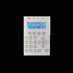 Sensorinė klaviatūra, balta sp. Concept/G