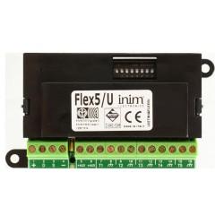 Išplėtimo plokštė 5 terminalų Flex5/U