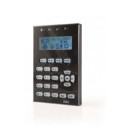 Klaviatūra su LCD ekranu, juoda sp. nCode/G