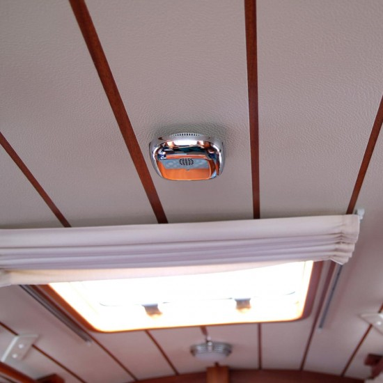 Autoniminis dūmų detektorius Jalo Kupu 10