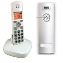 WDP-DI002LT belaidė telefonspynė