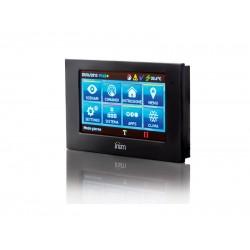 LCD lietimui jautri klaviatūra Alien/SB JUODA