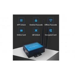 LoRa Wi-Fi valdiklis nuotoliniam spynos valdymui