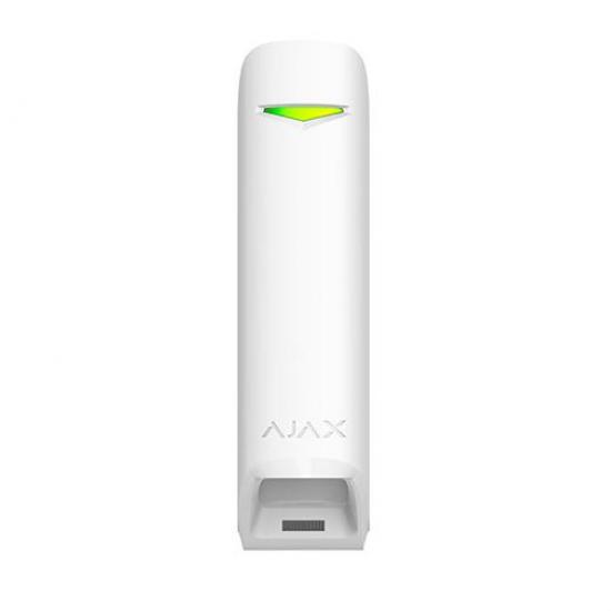 Ajax MotionProtect Curtain bevielis detektorius (baltas)