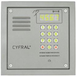 Telefonspyne CYFRAL PC-2000RE Sidabrine