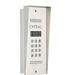 Telefonspynė CYFRAL PC-3000RE Sidabrinė