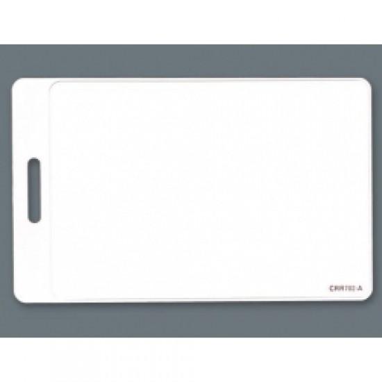 C702 įeigos kontrolės kortelė, stora