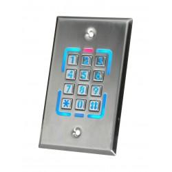 Autonominis atstuminių kortelių skaitytuvas ir kodinė klaviatūra ST-226