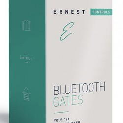 """ErnestApp Garažo ir vartų valdymas su """"Bluetooth"""" signalu"""