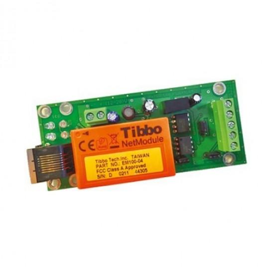 RS232 / LAN modulis IFS7002 centralėms