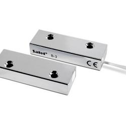 SATEL B-3 Magnetinis kontaktas, metalinis