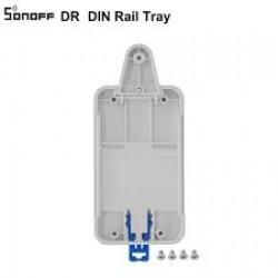 Sonoff DR laikiklis montuojamas ant DIN bėgelio