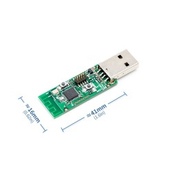 Zigbee CC2531 USB jungtis