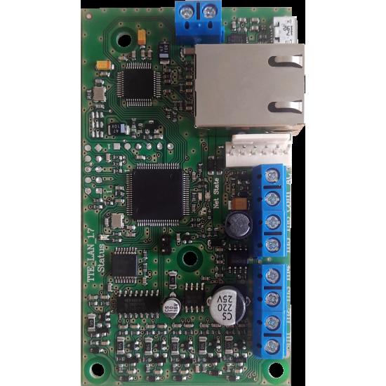 LAN modulis Simpo valdymo pultui