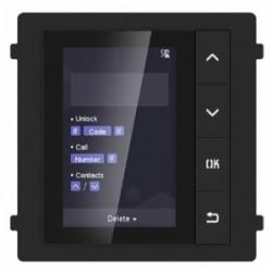 Vaizdo telefonspynės iškvietimo modulis Hikvision DS-KD-DIS