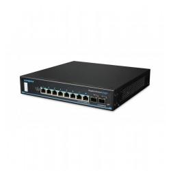 Komutatorius UTEPO UTP3-GSW0802S-POE