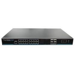 24 prievadų, PoE komutatorius UTEPO UTP3-GSW2404S-MTP250