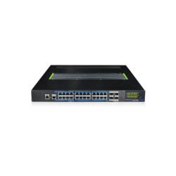 24 prievadų tinklo komutatorius UTEPO UTP7524GE-4GF
