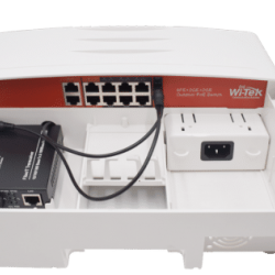 WI-PS210G-O lauko komutatorius, 120W