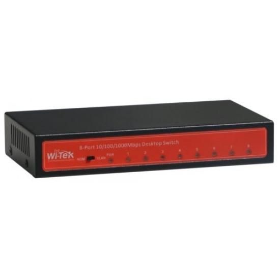 Komutatorius WI-SG108