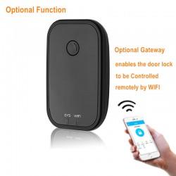 Wi-Fi valdiklis nuotoliniam spynos valdymui