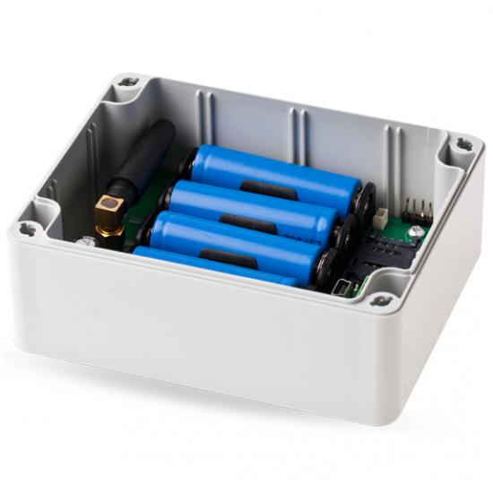 Baterijomis maitinama GSM sistema ESIM4