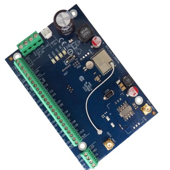 Apsaugos centralė FLEXi SP3 WiFi & Ethernet