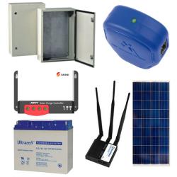 Autonominis saulės energijos maitinimo rinkinys KIT2