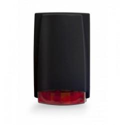 MR100 juoda lauko sirena (raudona)