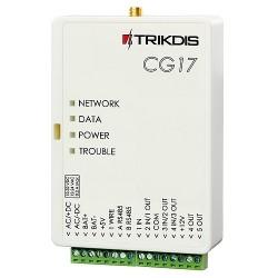 CG17 GSM valdiklis / komunikatorius