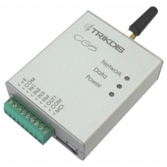 CG5 GSM informavimo modulis su antena