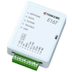 E16T Ethernet modulis
