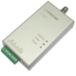 T10R dvidažnis VHF ir UHF siųstuvas su antena