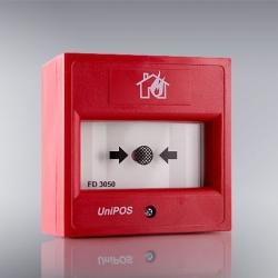 FD3050 universalus gaisro pavojaus mygtukas